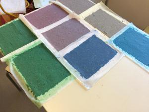 La fabrication du papier recyclé