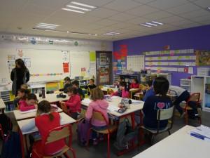 Classe CE1-CE2